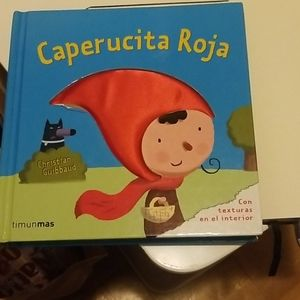 Little red riding Hood (Spanish version)